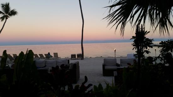 Sunset at Atlantic's Edge