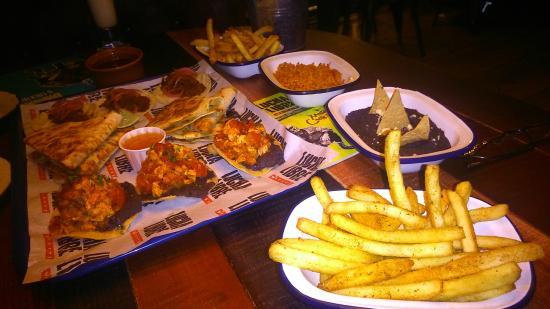 Lucha Libre: Street food selection I