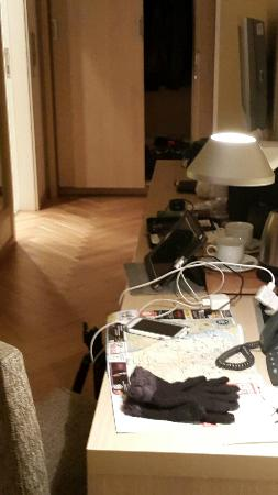 Amarilis : spacious room