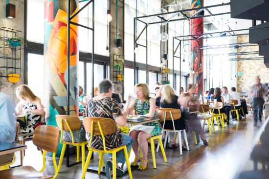 Bluetrain: Melbourne's Meeting Place