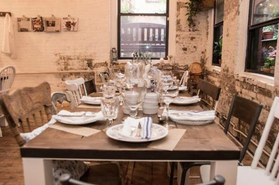 Photo of French Restaurant Maman at 239 Centre St, New York City, NY 10013, United States