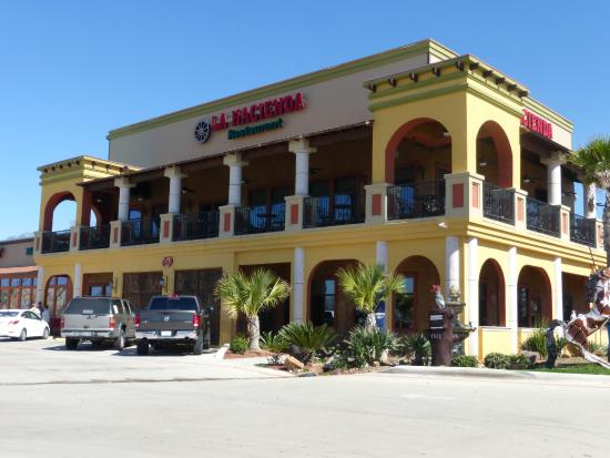 La Hacienda Restaurant Bar Exterior