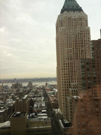 view from room 2527