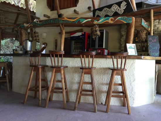 Restaurante Tapas El Rey Patricio: El bar del restaurante