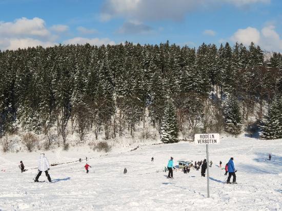 Skilift am Pechberg