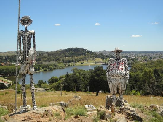 Monumento a Don Quijote de la Mancha en Tandil