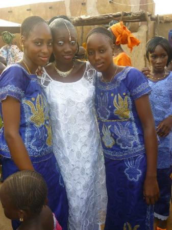 Νουακτσότ, Μαυριτανία: mariage a la mauritanienne