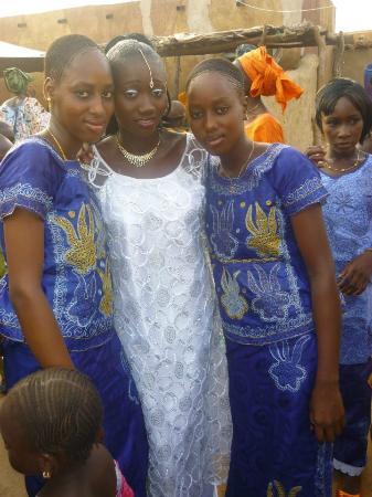 Nouakchott, Mauritania: mariage a la mauritanienne