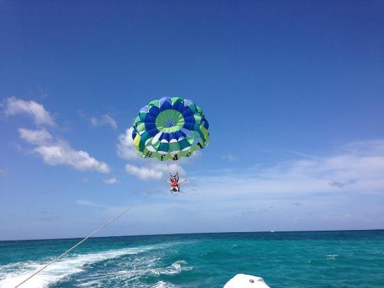 Fun 4 Every 1 Watersports Aruba: a vista lá de cima é imperdível