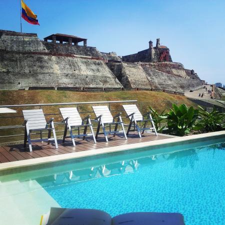Foto de san lazaro art lifestyle hotel cartagena vistas for Piscinas san lazaro oviedo