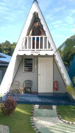 Nipah Guesthouse: Dayview