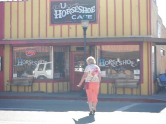 Horseshoe Cafe: Horseshoe Restaurant