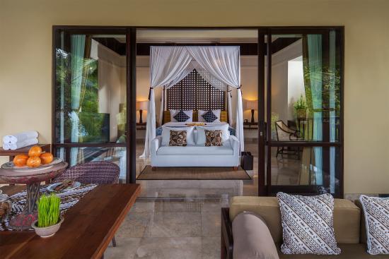 Komaneka at Bisma : 1 bedroom pool villa
