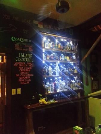 Casa Cayuco Cocktail Bar