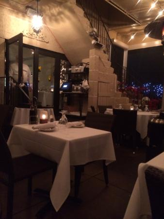 Serafina Italian Restaurant & Waterfront Bistro: Come for the Ambience