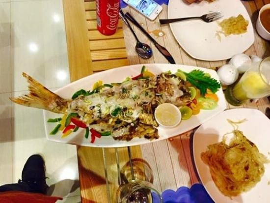 Fish Hut Local Seafood Restaurant Dubai Huts Signature Grilled