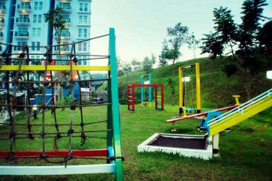 ‪‪Marbella Suites Bandung‬: Yeeeeaay CHILDREN PLAY GROUND ��‬