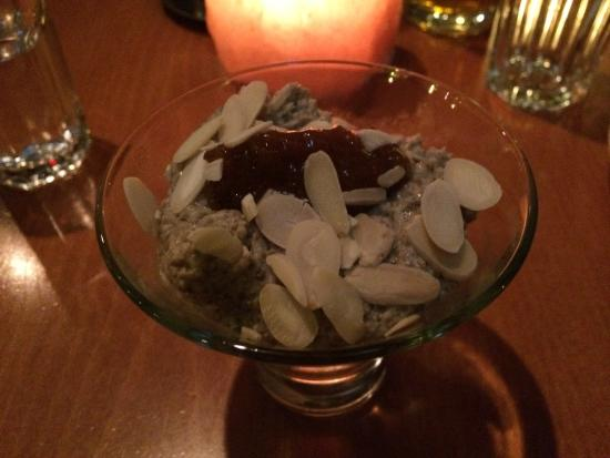 Sweet Grass Grill: Chia pudding