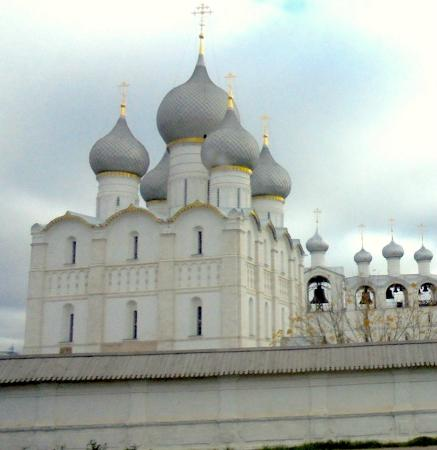 Rostov, Assumption Cathedral and Belfry
