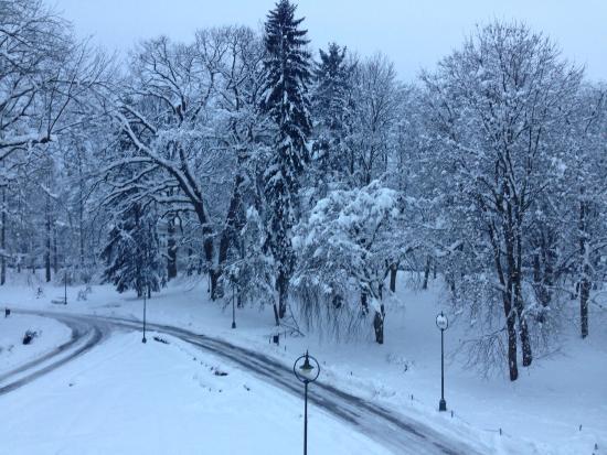 Hotel Korana Srakovcic: Winter 2015 at Korana Hotel