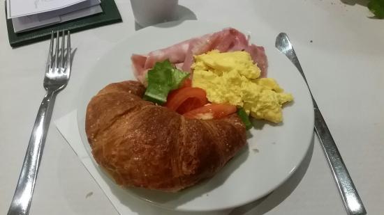 Hotel Villafranca: Breakfast quality