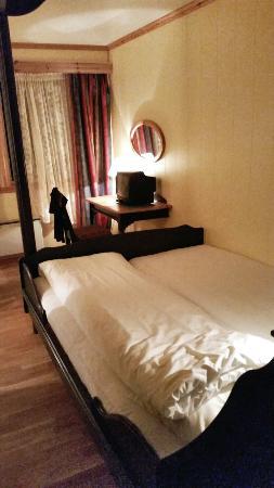 Fjordslottet Hotell: Standard room