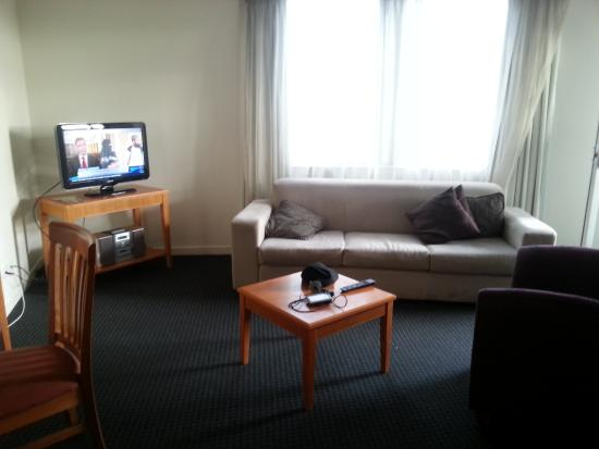 Salamanca Terraces: Comfortable rooms
