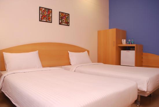 Ginger Hotel Guwahati Reviews