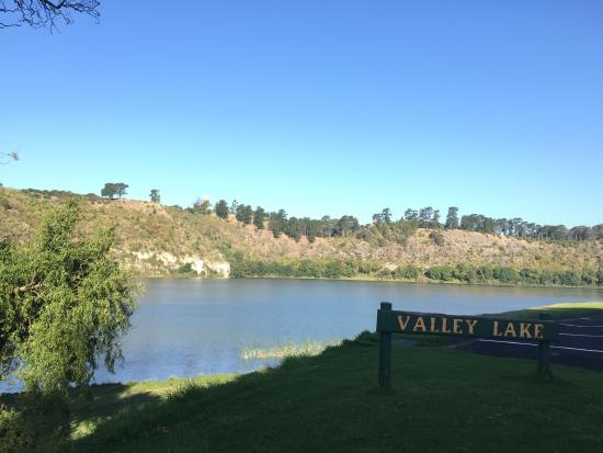 The Valley Lake
