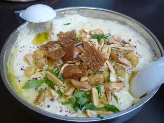 Hashem: Fatteh at Hasem Restaurant