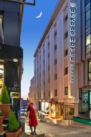Bekdas Hotel Deluxe : BEKDAS  HOTEL  DELUXE