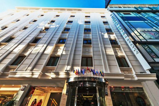 Bekdas Hotel Deluxe: BEKDAS  HOTEL  DELUXE