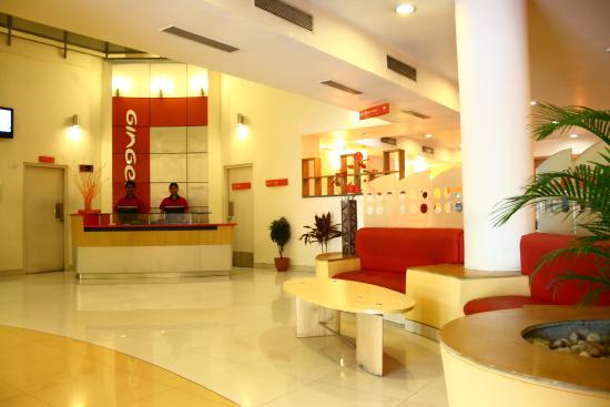 Ginger Pune (Pimpri) : Lobby