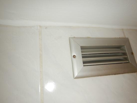 lüftung badezimmer - picture of montien hotel bangkok, bangkok