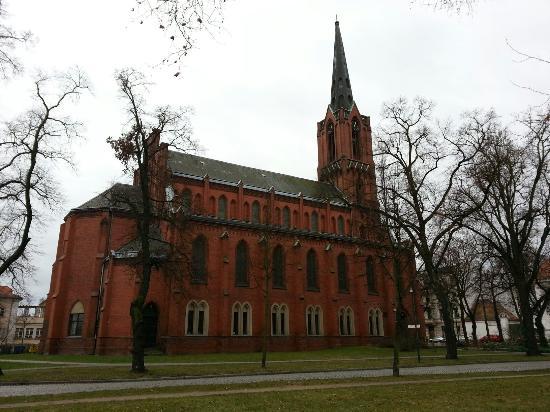 Sankt-Gertraud-Kirche