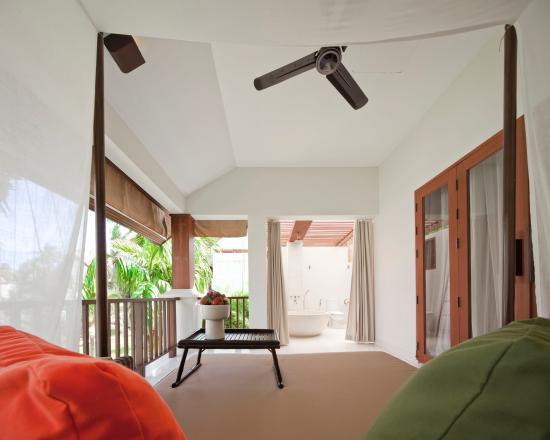 SALA Samui Choengmon Beach Resort : Deluxe Balcony