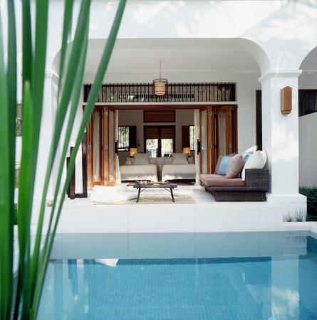 SALA Samui Choengmon Beach Resort : Garden Pool Villa