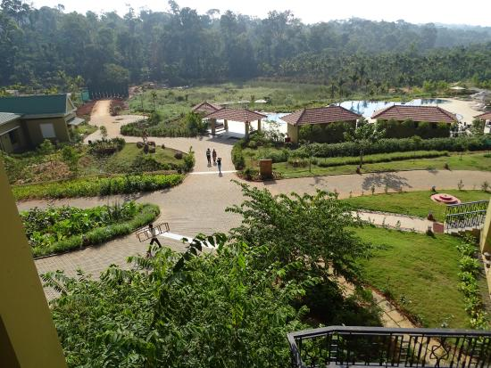 Hotel grounds picture of club mahindra virajpet coorg virajpet tripadvisor Hotels in coorg with swimming pool