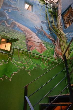 Itaca Hostel: Интерьер хостела