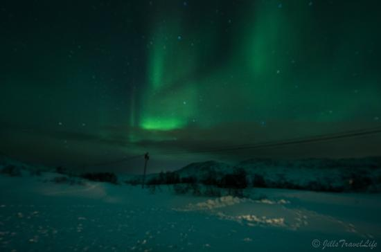 GuideGunnar: Auroras ~ Tromso ~ Feb8,2015