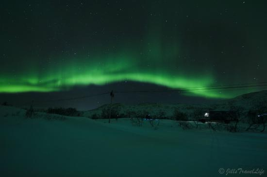 GuideGunnar: feb 8th,2015 aurora viewing