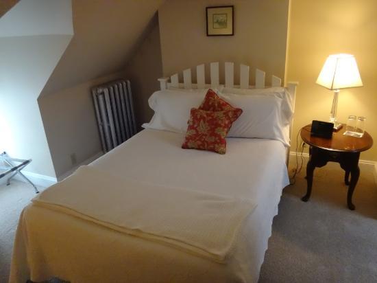 Cornerstone Bed & Breakfast: Bed room 2