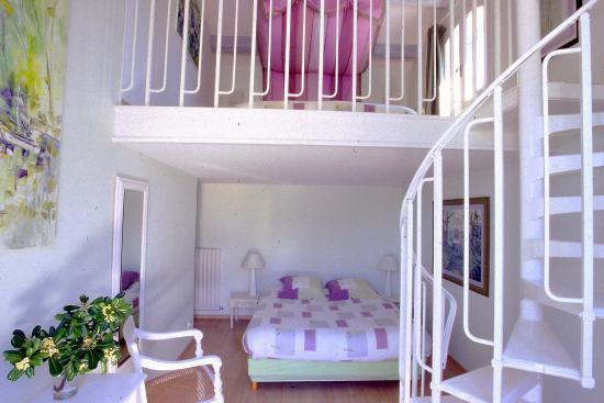 Villa Lantana: Chambre Jasmin