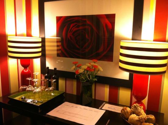 Casa Howard Guest House Rome : Reception
