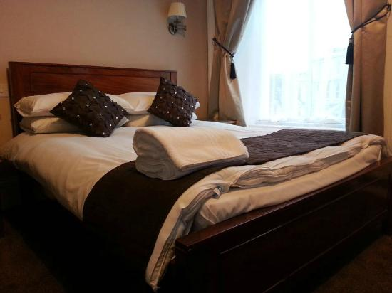 Sandyford Lodge Hotel: Bedroom