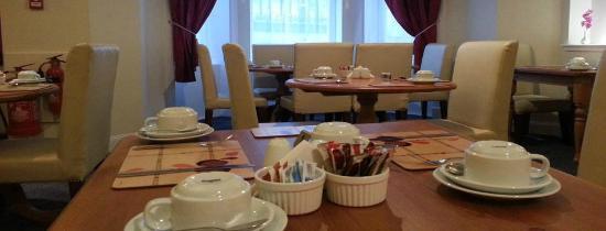 Sandyford Lodge Hotel : Dining Room
