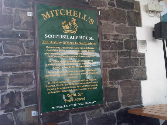 Mitchell's Scottish Ale House: Mitchells