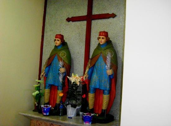 Igreja Matriz São Cosme e São Damião