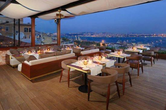 galata asian singles The neighborhood of galata, located on a steep hump of land north of the golden horn and historic pe.