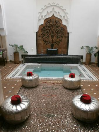 Riad Star Courtyard